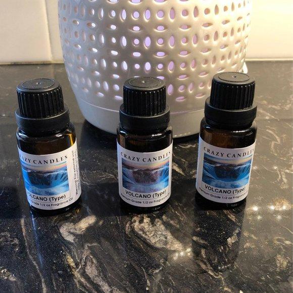 Volcano Essential Oils diffuser oil